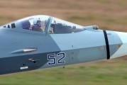 52 - Sukhoi Design Bureau Sukhoi T-50 aircraft