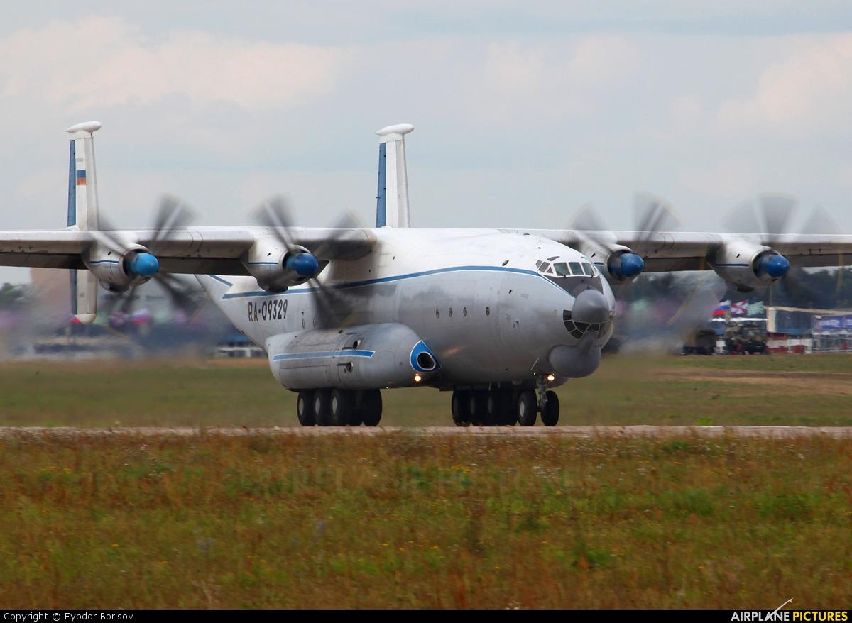 Russia - Air Force RA-09329 aircraft at Ramenskoye - Zhukovsky
