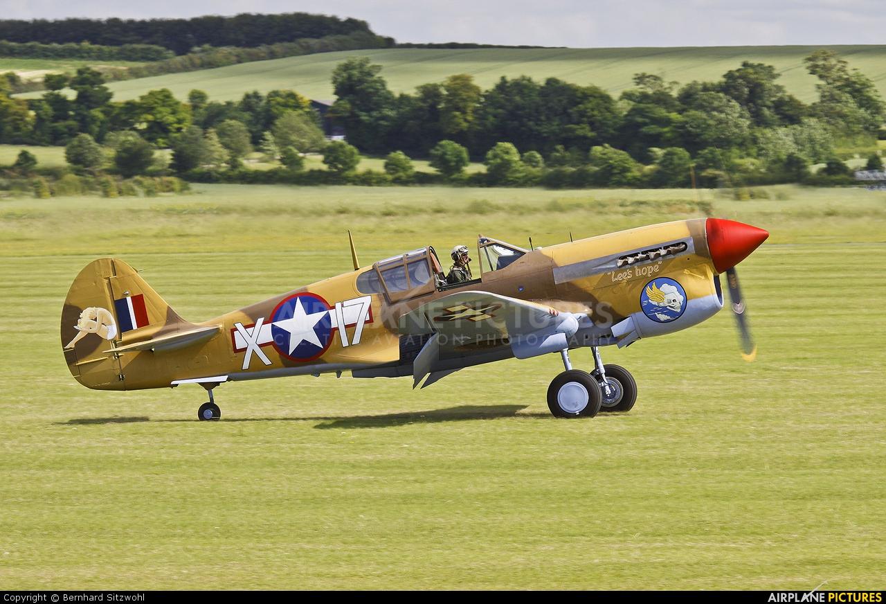 Private VH-PIF aircraft at Duxford