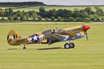 VH-PIF - Private Curtiss P-40F Warhawk