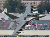 134 - Russia - Air Force Yakovlev Yak-130 aircraft