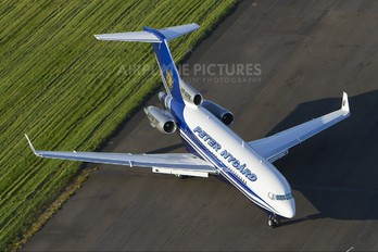 VP-BPZ - Private Boeing 727-100 Super 27
