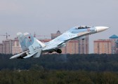 10 - Russia - Air Force Sukhoi Su-30MK aircraft
