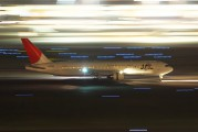 JA8268 - JAL - Japan Airlines Boeing 767-300 aircraft