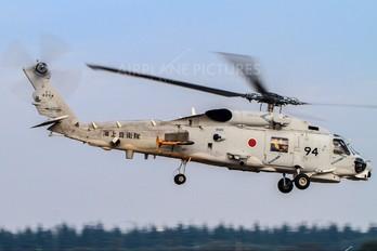 21-8294 - Japan - Maritime Self-Defense Force Sikorsky SH-60 Seahawk