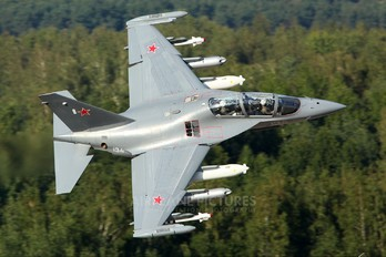 134 - Russia - Air Force Yakovlev Yak-130