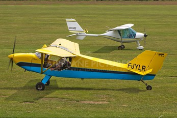 F-JYLR - Private Rans S-6, 6S / 6ES Coyote II