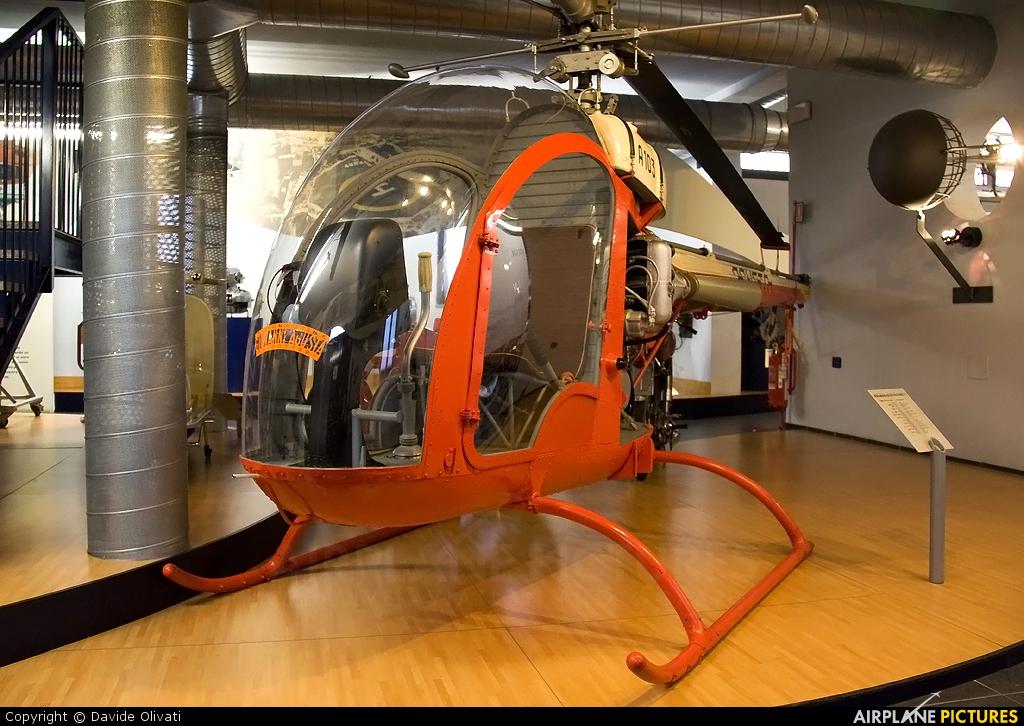 Agusta Westland A103 aircraft at Milan - Agusta Aviation Museum