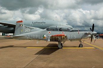263 - Ireland - Air Corps Pilatus PC-9M