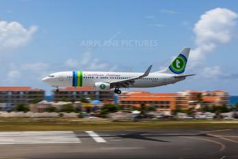 9Y-TJR - Caribbean Airlines  Boeing 737-800
