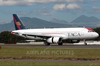 EI-TAG - TACA Airbus A320