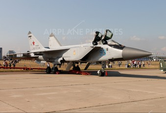 93 - Russia - Air Force Mikoyan-Gurevich MiG-31 (all models)