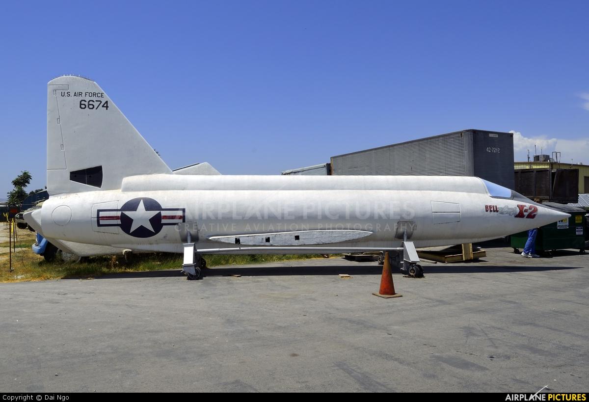 USA - Air Force 46-0674 aircraft at Chino