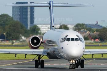 LN-ROX - SAS - Scandinavian Airlines McDonnell Douglas MD-82
