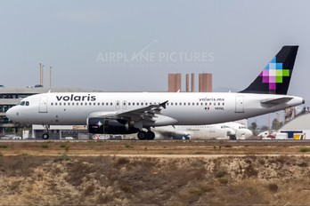 N511VL - Volaris Airbus A320