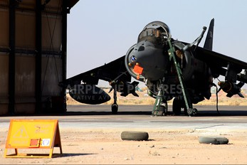ZD327 - Royal Air Force British Aerospace Harrier GR.7