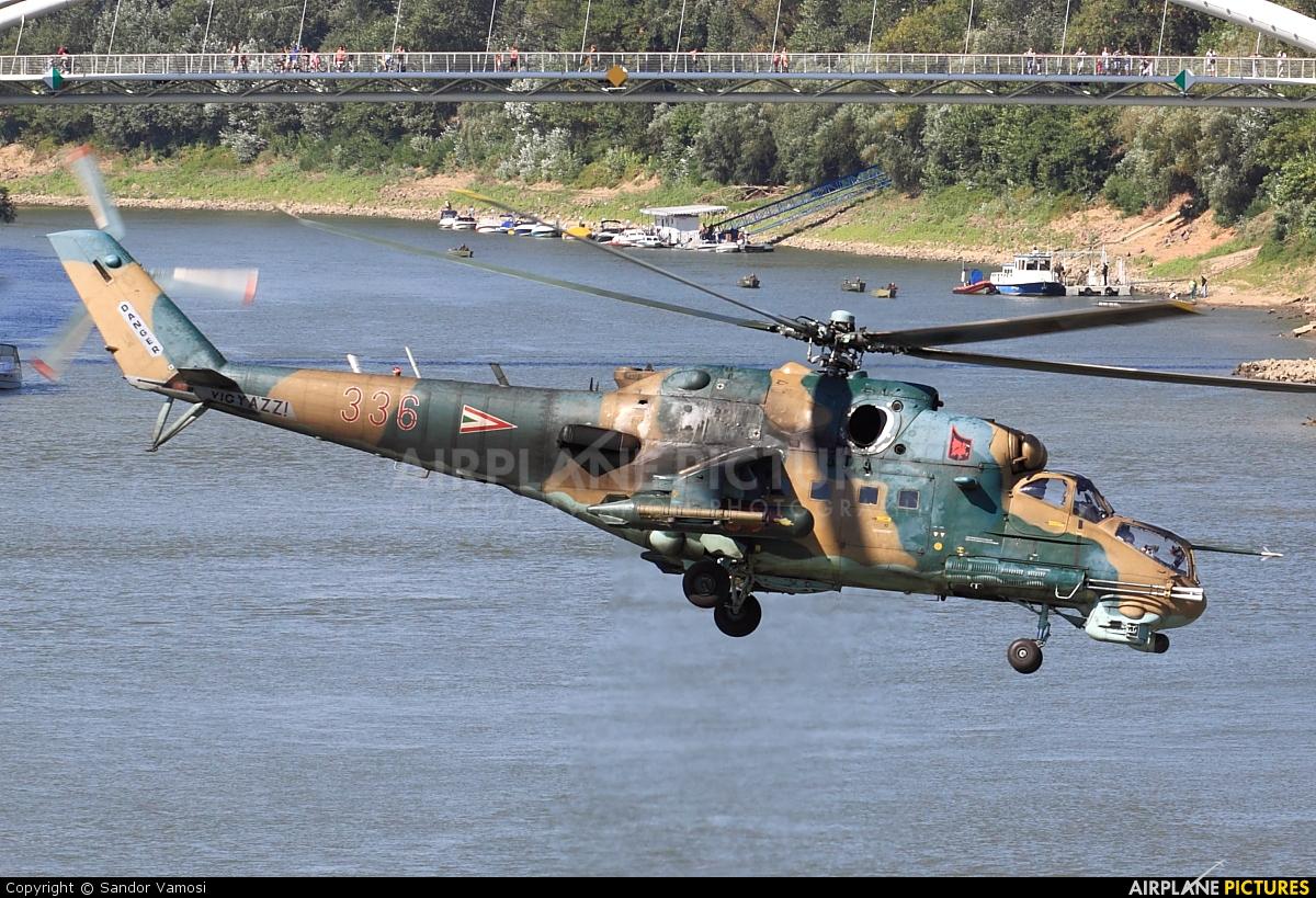 Hungary - Air Force 336 aircraft at Szolnok