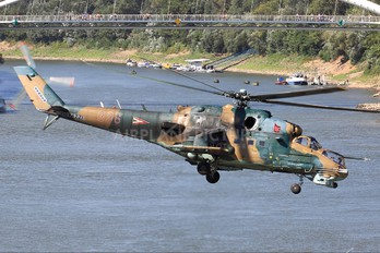 336 - Hungary - Air Force Mil Mi-24P