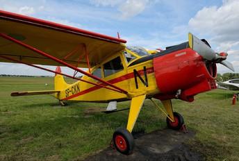 SP-CKN - Aeroklub Dolnosląski PZL 101 Gawron