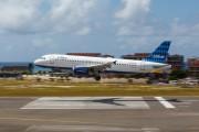N506JB - JetBlue Airways Airbus A320 aircraft