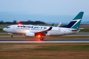 C-GWCN - WestJet Airlines Boeing 737-700 aircraft