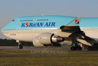 HL7472 - Korean Air Boeing 747-400