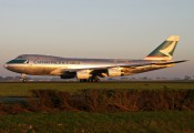 B-HUO - Cathay Pacific Cargo Boeing 747-400F, ERF aircraft