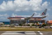 N847NN - American Airlines Boeing 737-800 aircraft