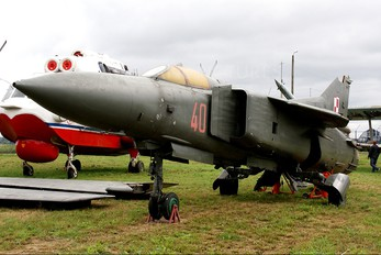 40 - Poland - Air Force Mikoyan-Gurevich MiG-23MF