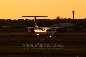 - - Air Baltic de Havilland Canada DHC-8-400Q / Bombardier Q400