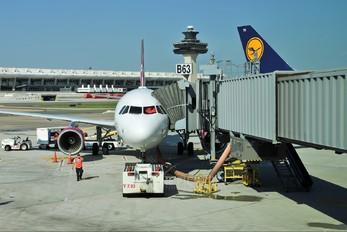 - - Virgin America Airbus A319
