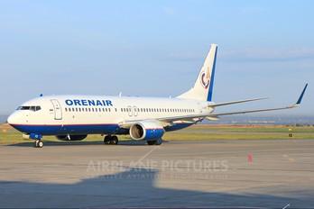 VQ-BFZ - Orenair Boeing 737-800