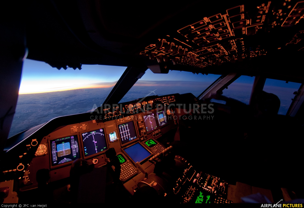 Cargolux LX-YCV aircraft at In Flight - International