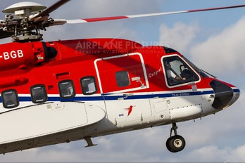 PR-BGB - BHS Táxi Aéreo Sikorsky S-92