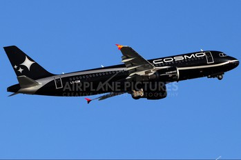 LY-COM - Cosmo Airlines Airbus A320