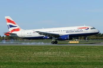 G-EUYI - British Airways Airbus A320