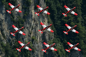 A-938 - Switzerland - Air Force Pilatus PC-7 I & II
