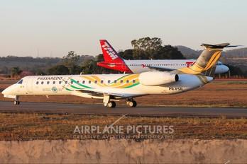 PR-PSR - Passaredo Linhas Aéreas Embraer ERJ-145
