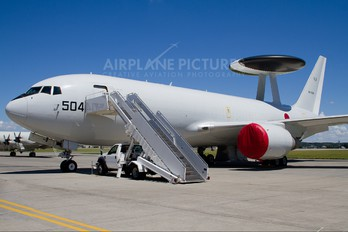 84-3504 - Japan - Air Self Defence Force Boeing E-767