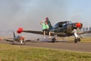 D-EDUR - Senheiser Aviation Headsets SIAI-Marchetti SF-260 aircraft