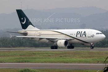 AP-BGO - PIA - Pakistan International Airlines Airbus A310