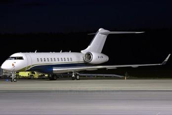 B-LRW - TAG Aviation Bombardier BD-700 Global 5000
