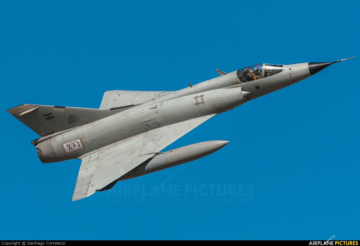 Argentina - Air Force I-006 aircraft at Cordoba - Escuela de Aviación Militar