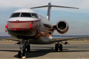 M-UNIS - Private Bombardier BD-700 Global Express XRS  aircraft