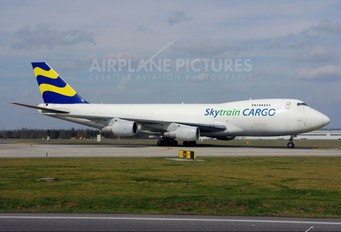 EK-74739 - ARK Airways Boeing 747-200F