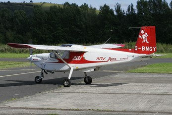 G-BNGY - Private ARV Aviation ARV1 Super 2