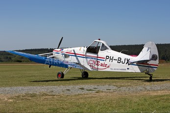 PH-BJX - Private Piper PA-25 Pawnee