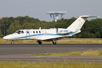 UR-DWH - ACR Aero-Charter Cessna 525B Citation CJ3