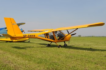 SP-SWAN - Private Aeroprakt A-22 Foxbat