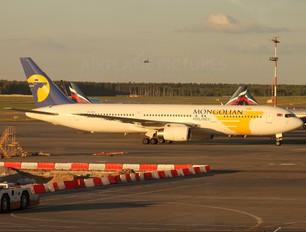JU-1012 - Mongolian Airlines Boeing 767-300ER